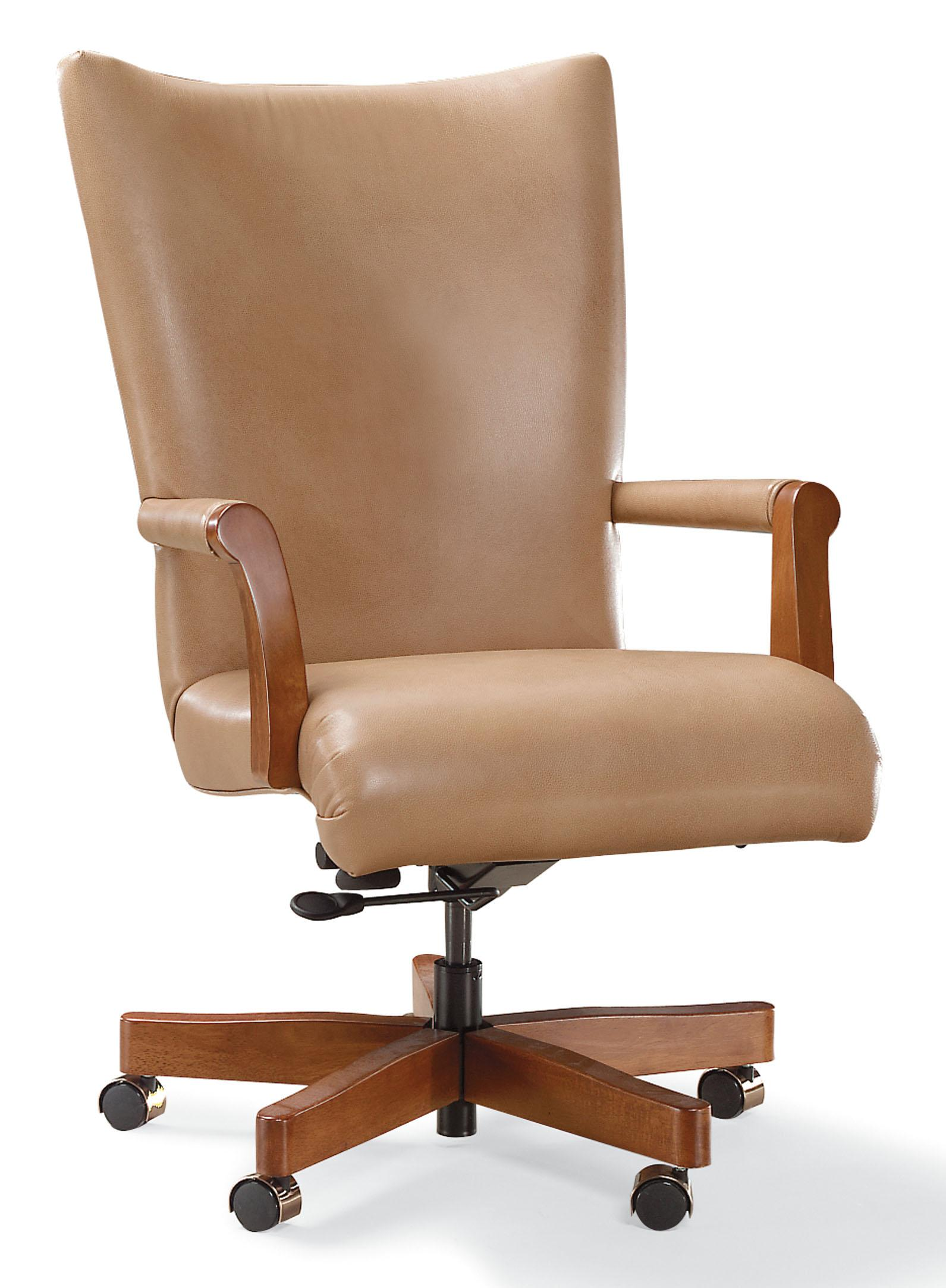 Fairfield Office Furnishings Executive Swivel Chair - Item Number: 1061-35