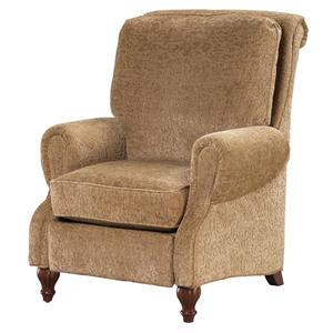 Fairfield Recliner Accents Traditionally Styled Recliner