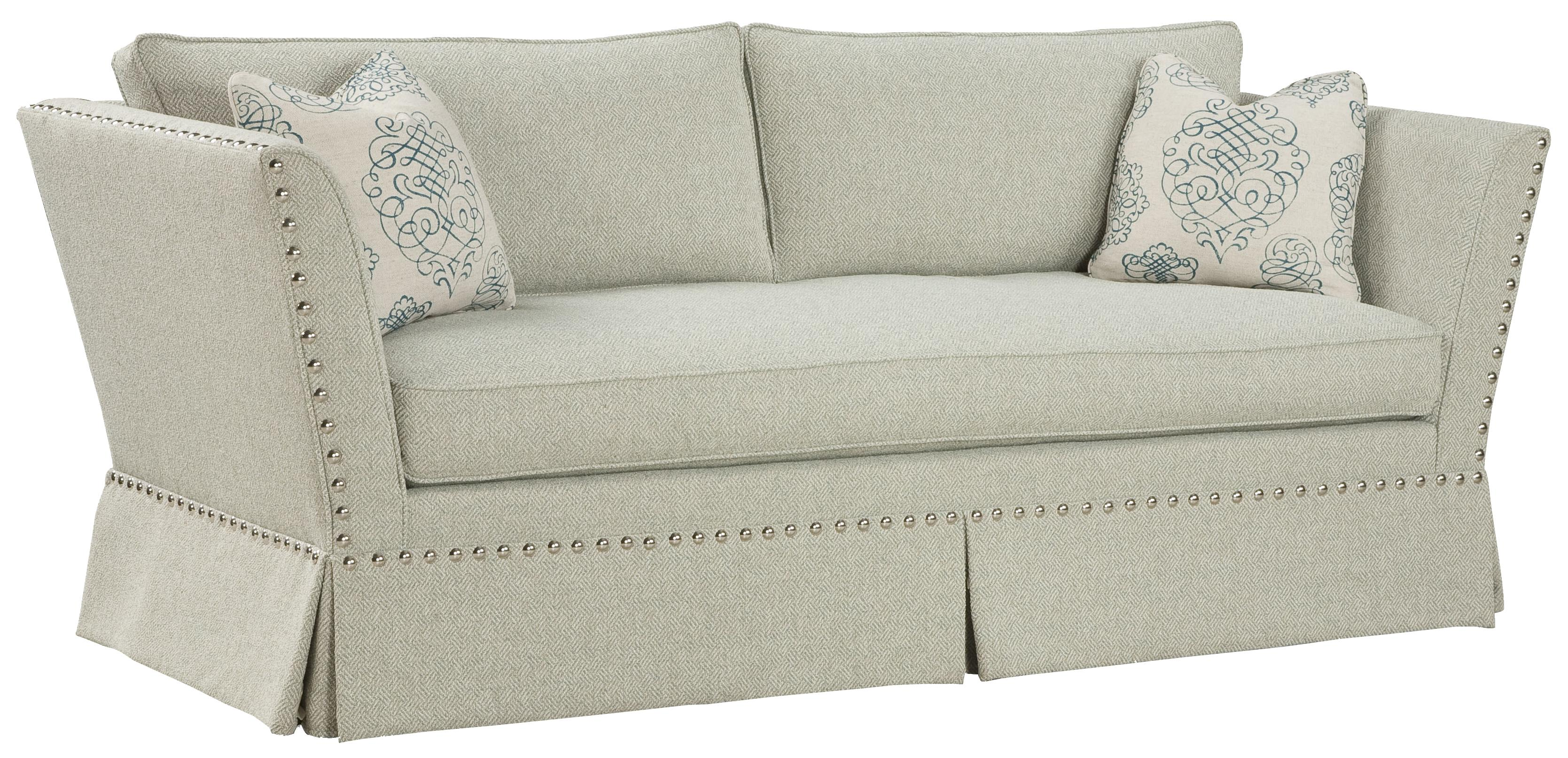 Incroyable Fairfield Sofa Accents Unique Accent Sofa In Flared Arm Style   Item  Number: 3732