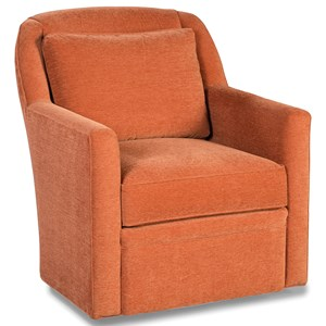 swivel accent chairs for living room. Fairfield Swivel Accent Chairs Weston Chair  fabric by Belfort Furniture