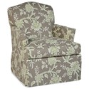 Fairfield Swivel Accent Chairs Lounge Chair - Item Number: 2729-01-9631
