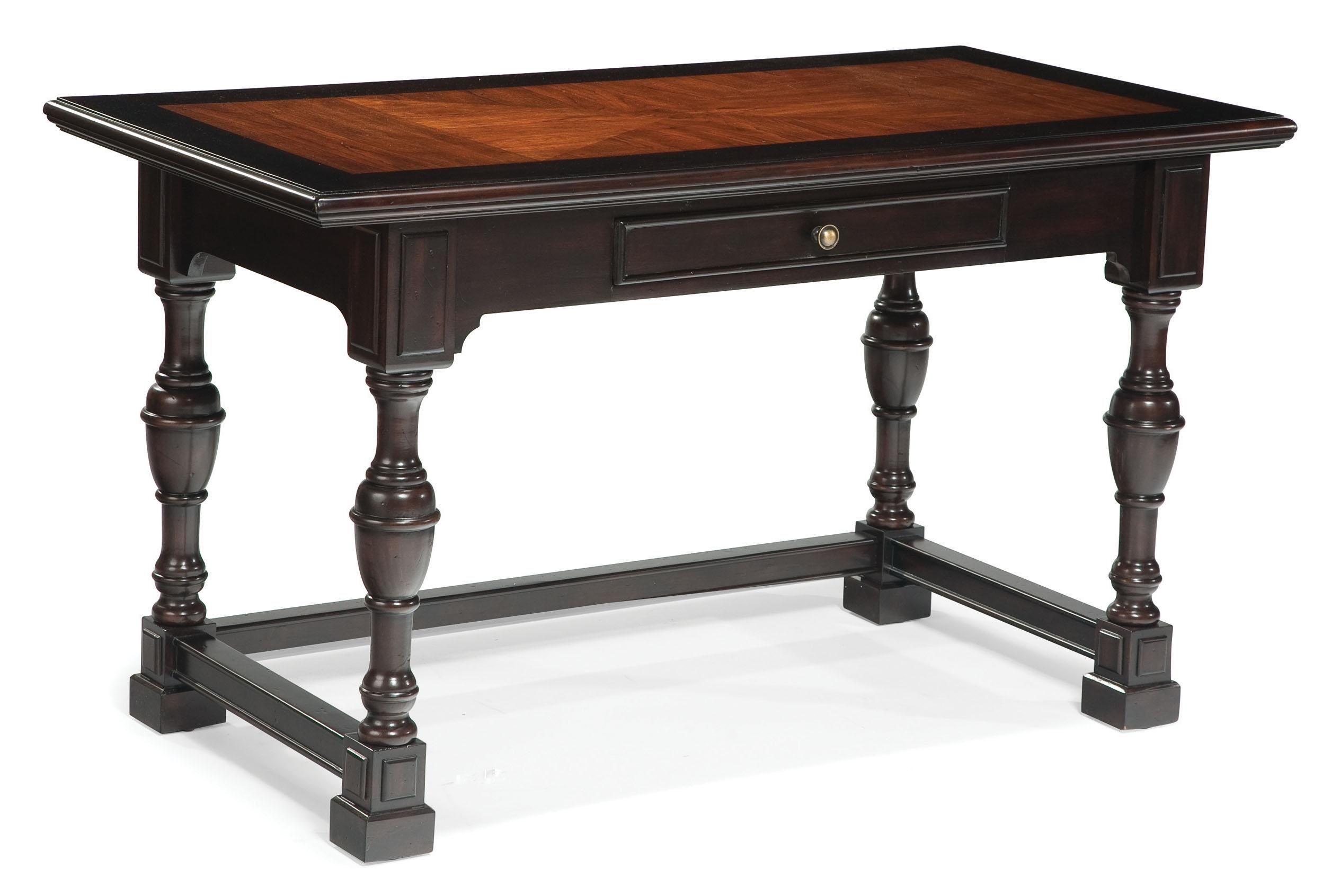 Fairfield Tables Writing Desk With Center Drawer