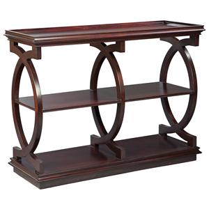 Fairfield Tables Traditional Styled Sofa Table