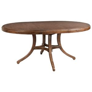 Fairfield Tables Round Dining Room Table