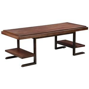 Fairfield Tables Rectangular Cocktail Coffee Table