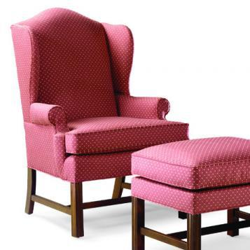 Fairfield Chairs Upholstered Wing Chair - Item Number: 1080-01
