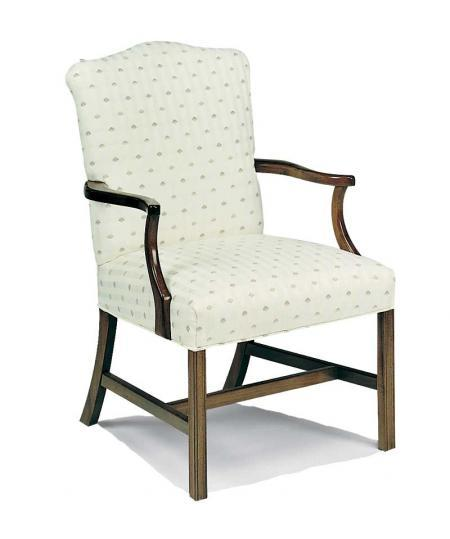 Fairfield Chairs Exposed Wood Occasional Chair - Item Number: 5160-01