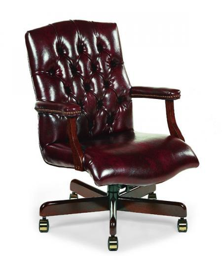 Office Furnishings Office Swivel Chair by Fairfield at Belfort Furniture