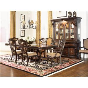 Morris Home Furnishings Grand Rapids Grand Rapids 5 Piece Dining Set