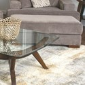 Fairmont Designs Avalon Casual Ottoman - Item Number: D3630-09-Grey