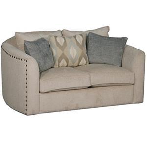 Fairmont Designs Bardot Traditional Love Seat