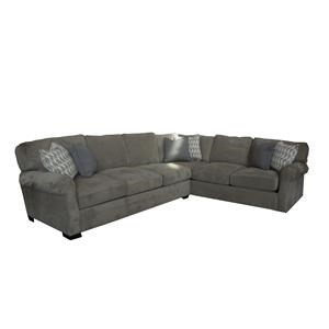 Fairmont Seating Cachet Two Piece Sectional