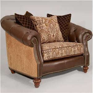 Fairmont Designs Estates II Matching Chair / Plush Caramel