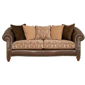 Fairmont Designs Estates II Sofa / Plush Caramel