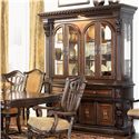 Morris Home Furnishings Grand Rapids China Cabinet  Hutch