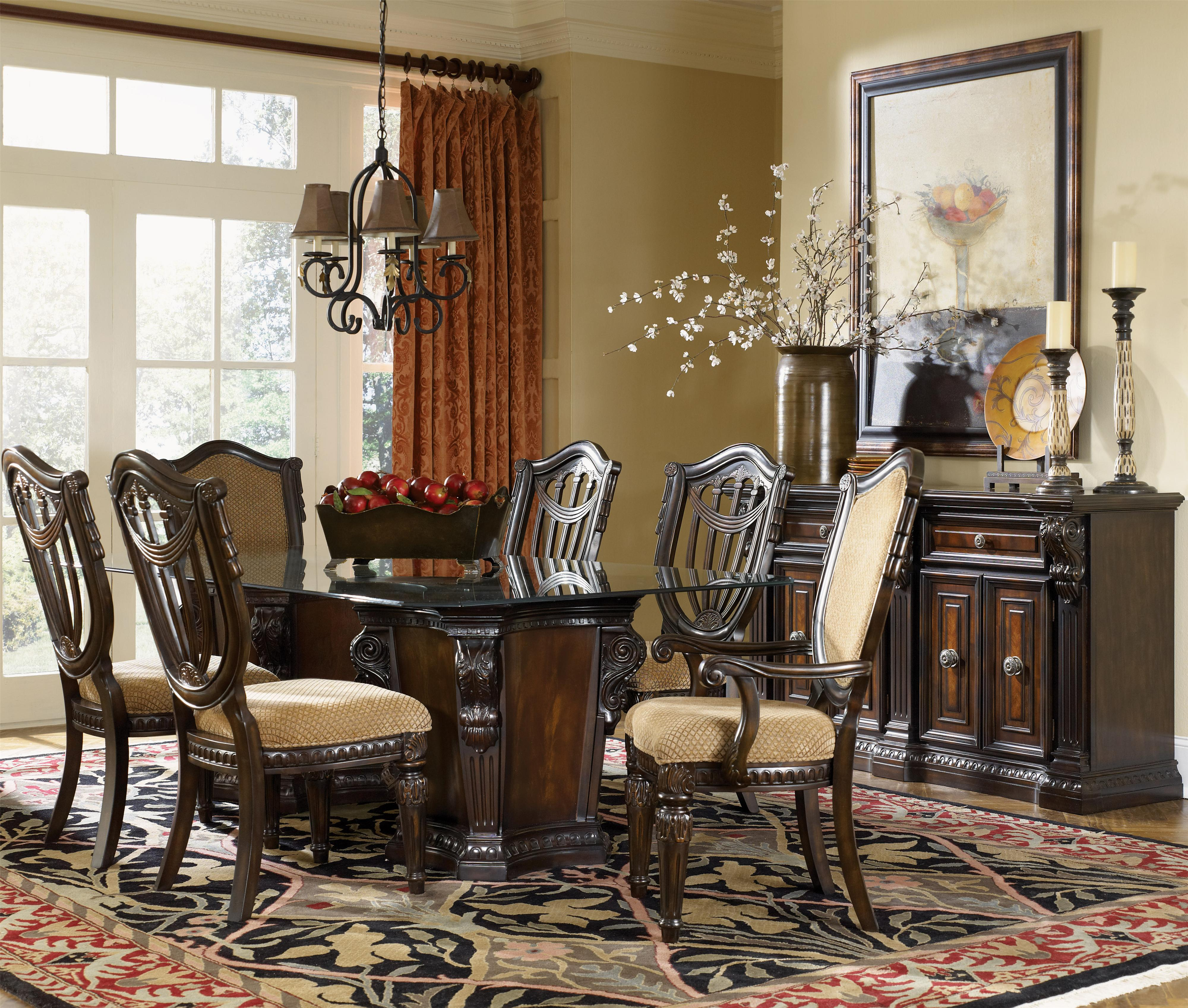 Decor Stunning Royal Furniture Southaven Ms With Amazing: Fairmont Designs Grand Estates Upholstered Arm Chair