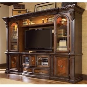 Morris Home Furnishings Grand Rapids Grand Rapids 6-Piece Entertainment Center