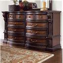 Fairmont Designs Grand Estates Dresser - Item Number: C7002-05