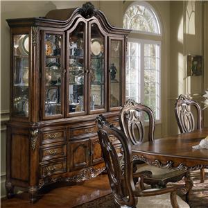 Superb Repertoire China Cabinet By Fairmont Designs
