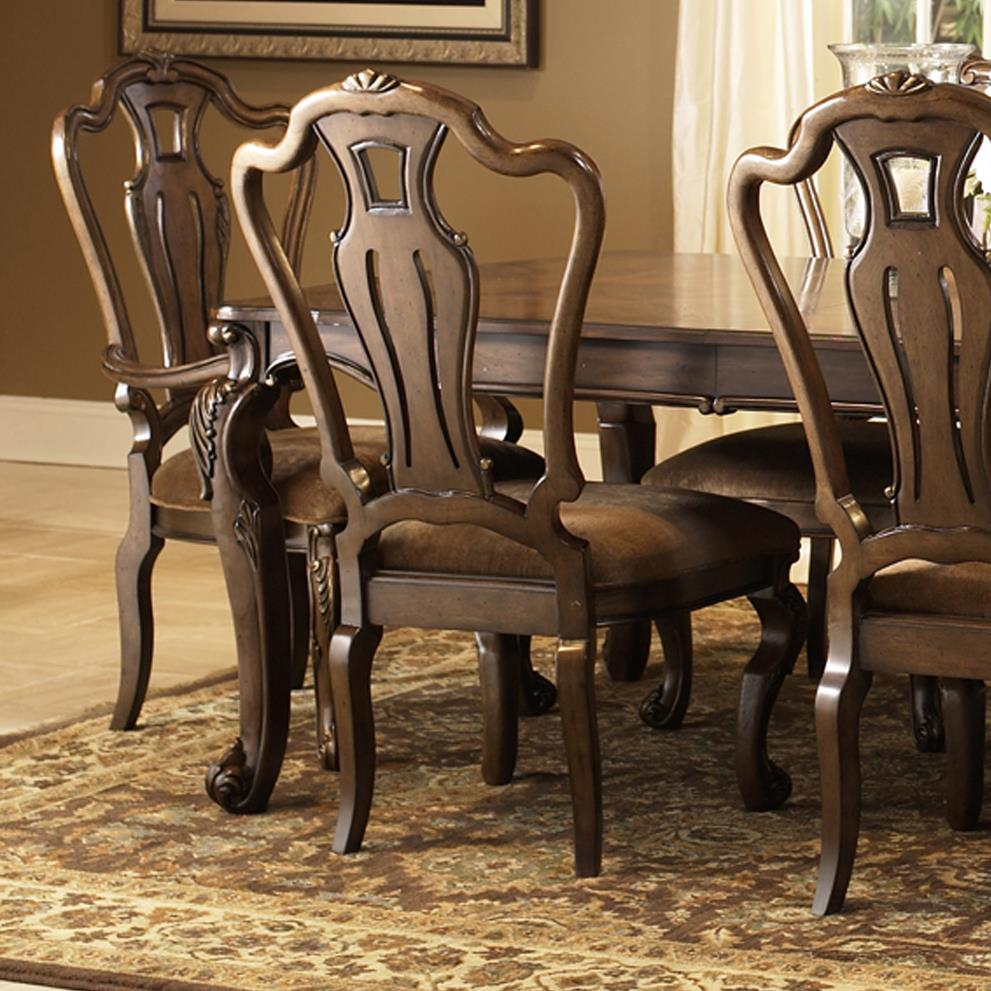 Incroyable Fairmont Designs Rochelle Wood Back Side Chair   Item Number: C4025 01