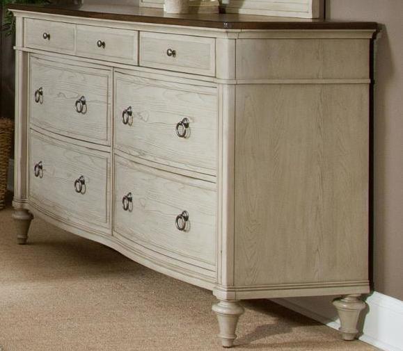 Morris Home Furnishings Rushmore Rushmore Dresser - Item Number: 179693711