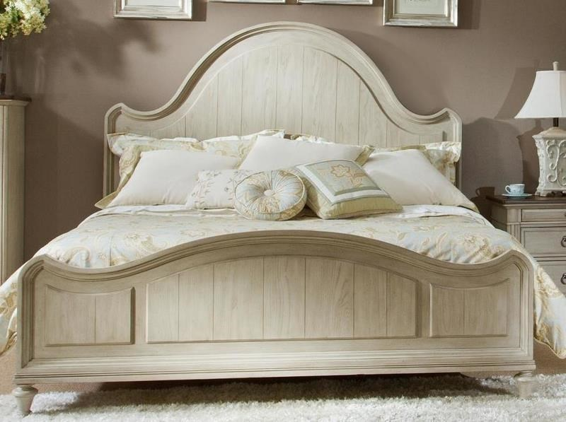 Morris Home Furnishings Rushmore Rushmore Queen Panel Bed - Item Number: 447216187
