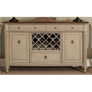 Morris Home Furnishings Rushmore Rushmore Sideboard