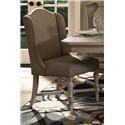 Morris Home Furnishings Rushmore Rushmore Host/Hostess Chair - Item Number: 778079998