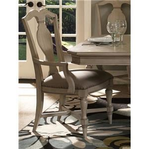 Morris Home Furnishings Rushmore Rushmore Upholstered Arm Chair