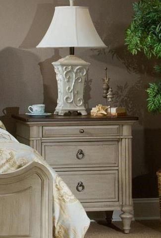 Morris Home Furnishings Rushmore Rushmore Nightstand - Item Number: 989764150