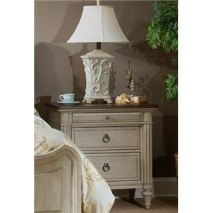 Morris Home Furnishings Rushmore Rushmore Nightstand