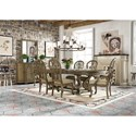 Fairmont Designs Touraine Formal Dining Room Group - Item Number: S4154 Dining Room Group 1