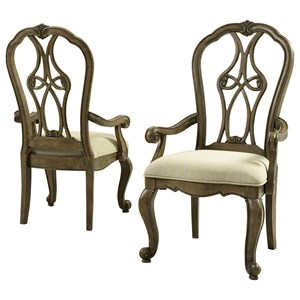 Fairmont Designs Touraine Dining Arm Chair