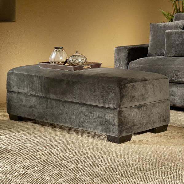 Fairmont Designs Billie Jean Storage Ottoman - Item Number: 673JS
