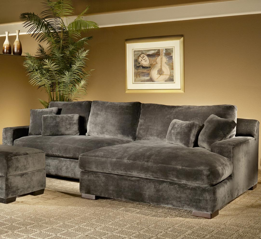 Fairmont Designs Billie Jean Two-Piece Sectional - Item Number: 673LA+CB