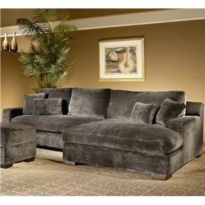 Fairmont Designs Billie Jean Two-Piece Sectional