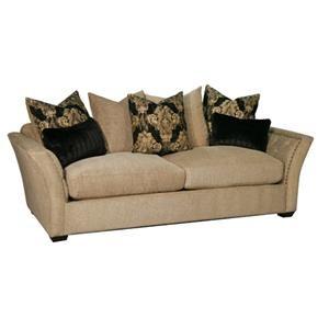 Fairmont Seating Winslet Two Cushion Sofa