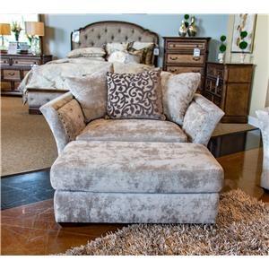 Fairmont Seating Winslet Winslet Chair & Ottoman