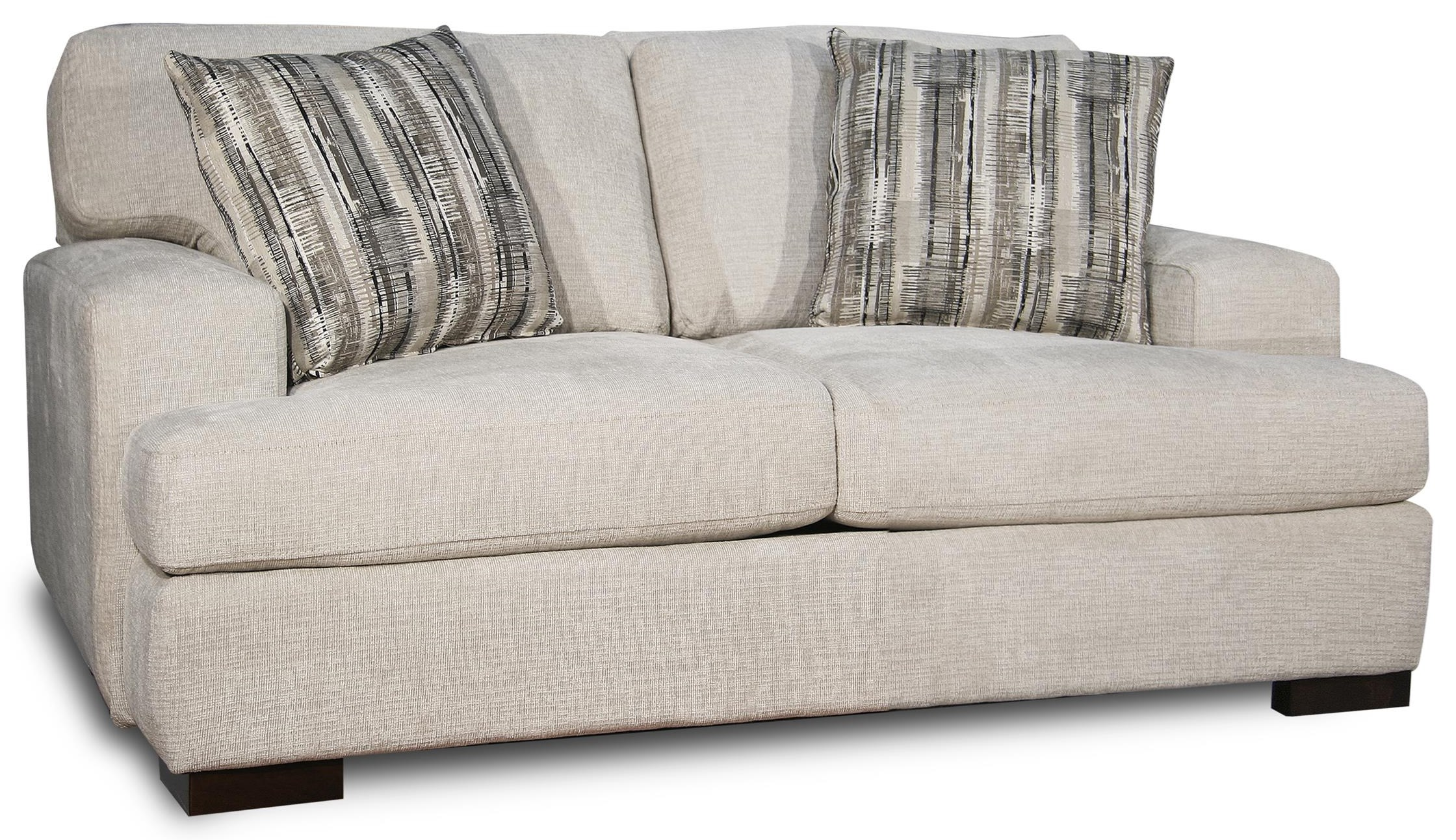 James Loveseat by Fairmont Seating at Darvin Furniture