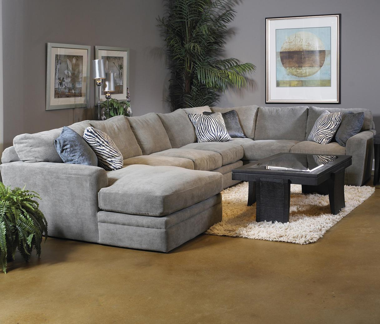 Fairmont Designs Palms 3-Piece Sofa Sectional