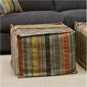 Fairmont Designs Phoebe 3517 Casual Upholstered Accent Poufs