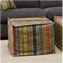 Fairmont Designs Phoebe 3517 Phoebe Ottoman - Item Number: D3006-09