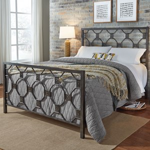 Fashion Bed Group Baxter Queen Baxter Headboard and Footboard