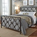 Fashion Bed Group Baxter Cal King Baxter Headboard and Footboard - Item Number: B10267