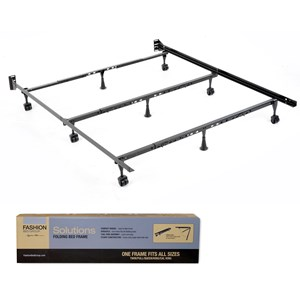 Morris Home Furnishings Bedding Support Twin - Cal King Universal Folding Bed Frame