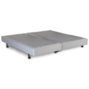 Morris Home Furnishings Bedding Support Split Cal King Adjustable Base