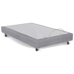 Morris Home Furnishings Bedding Support Twin XL Adjustable Base