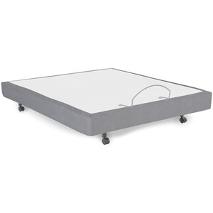 Morris Home Furnishings Bedding Support Queen Adjustable Base