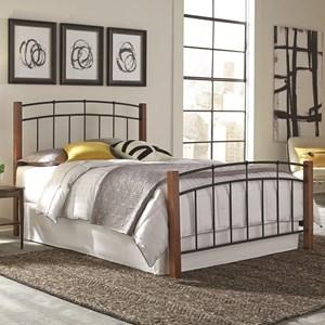 Queen Benson Bed