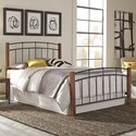 Fashion Bed Group Benson Queen Benson Bed - Item Number: B90A45